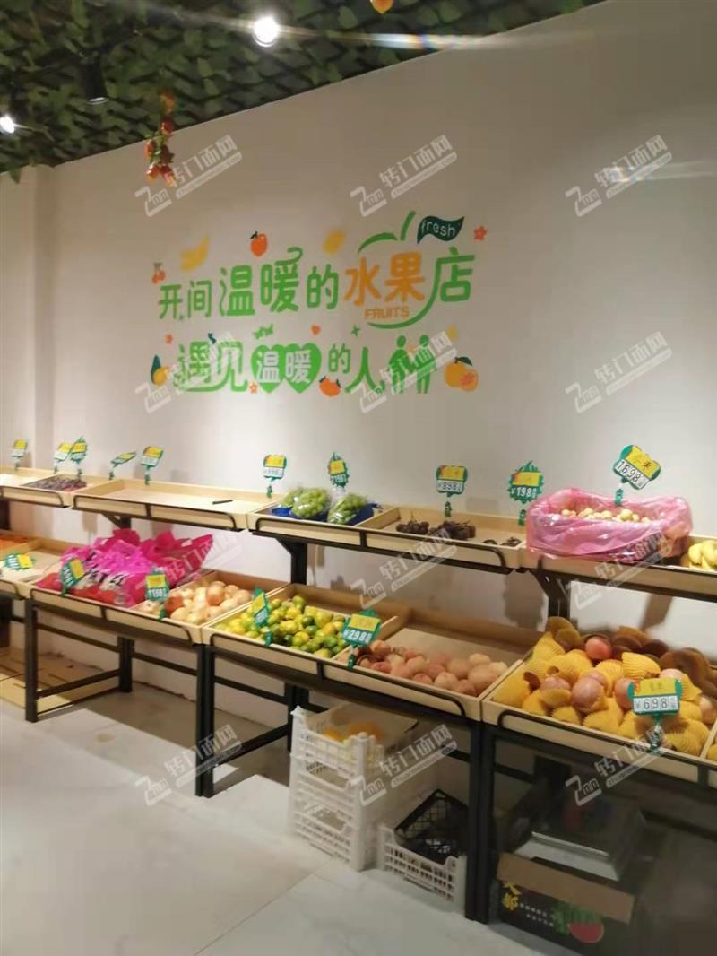 绿地国际博览城博翠二期水果店转让